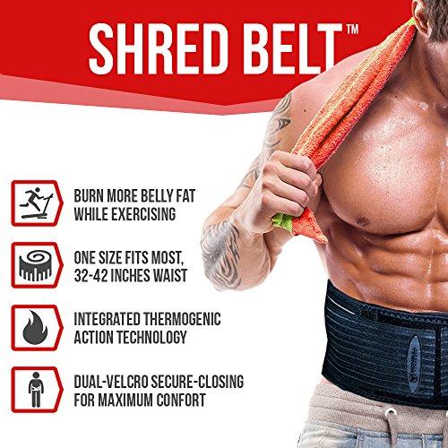 vente pas cher comment choisir hot-vente plus récent Achat La Shred Belt - Ceinture Amincissante avec Action ...