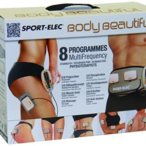 Sport-Elec-Body-Beautiful-muni-de-2-modules-plus-ceinture-abdominale-0