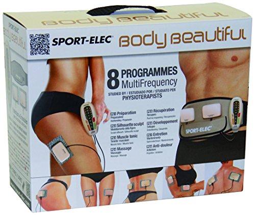 Sport-Elec-Body-Beautiful-muni-de-2-modules-plus-ceinture-abdominale-0