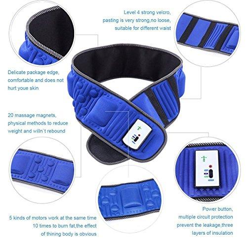 achat aozzy multifonction ceinture de massage minceur. Black Bedroom Furniture Sets. Home Design Ideas