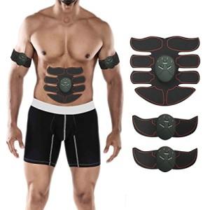 Appareil-Abdominaux-Unisexe-ABS-Smart-Ceinture-dlectrostimulation-Esther-Beauty-Abdominal-Massage-Musculaire-Bras-Multiple-Endroit-Fitness-AB-ou-Cuisses-Entranement-Muscle-Abdominale-0