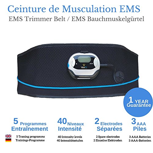 veofit ceinture de musculation abdominale par dlectrostimulation ems 0 0. Black Bedroom Furniture Sets. Home Design Ideas