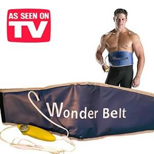 Wonder-Belt--LExclusive-ceinture-sauna-minceur-lectrique-avec-fonction--Idal-pour-abdominaux-ventre-bras-et-jambes-Bandeau-raffermissement-Pro-avec-systme-chauffant-abdominale-emmlement-0