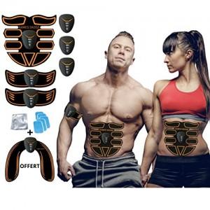 Appareil-electrostimulationCeinture-Abdominal-Homme-Femme-Kit-Stimulateur-Musculaire-Bras-Cuisses-Jambes-Massage-Muscles-Appareil-fessier-Offerte-Noir-J-0
