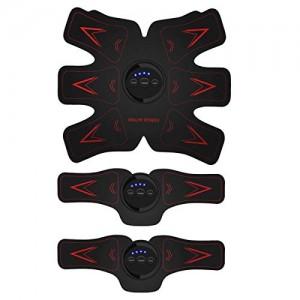 sakobs-Abdos-Electrostimulateur-Musculaire-EMS-Appareil-Stimulateur-Electrostimulation-Abdominal-pour-Femme-Homme-Ceinture-Musculation-Electrique-Batterie-Li-on-Rechargeable-USB-0